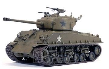M4A3E8(76)W HVSS, 35th Tank Battalion, 4th Armored Division, Bastogne, 1945, 1:72, Dragon Armor