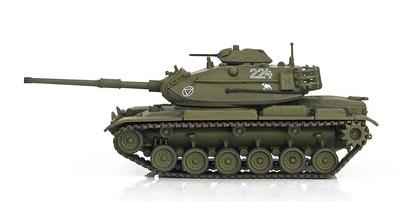 M60A1 Patton Tank, Ejército Austríaco, 1:72, Hobby Master