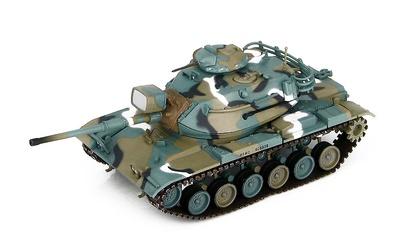 M60A1 Tanque Principal de Batalla, esquema MERDC, Cuerpo de Marines de los Estados Unidos, años 80, 1:72, Hobby Master