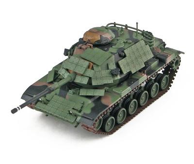 M60A1 con armadura reactiva, USMC 50637, Kuwait, 1991, 1:72, Hobby Master