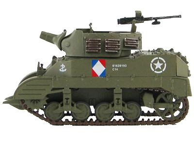 M8 HMC Ejercito Francés Libre, 2ª Guerra Mundial, 1:72, Hobby Master