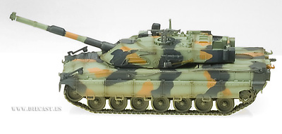 MBT Ariete, Italia, Nato, 1:72, Easy Model