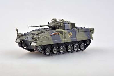 MCV 80, Warrior, 1st Btn, Base de Alemania, 1993, 1:72, Easy Model