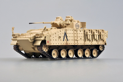 MCV 80, Warrior, 1st Btn. Staffordshire Regt. 7th Armoured Brigade, Iraq, 1991, 1:72, Easy Model