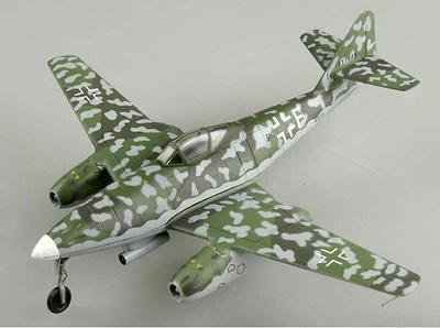 ME262 A-2a 9K+FL KG51, Noviembre, 1944, 1:72, Easy Model