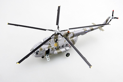 MI-17, Hip-H, Russian Air Force, Based on Tushing A, 1:72, Easy Model