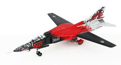 """MIG-23MF Flogger """"Hell Fighter"""" 3646, Fuerza Aérea de la República Checa, 1994, 1:72, Hobby Master"""