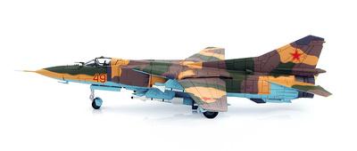 MIG-23MS Red 49, 4477th Test and Evaluation Sqn., Campo de Pruebas de Tonopah, USAF, años 80, 1:72, Hobby Master