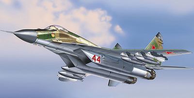 MIG 29 Fulcrum (Soviet Air Force V-VS), 1:48, Franklin Mint
