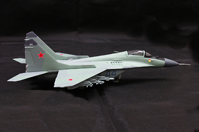 MIG-29 Russian AF Guards Aviapolk Kubinka 1989, 1:72, Witty Wings