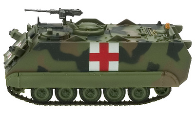 MII3A2, US Army, 1:72, Easy Model