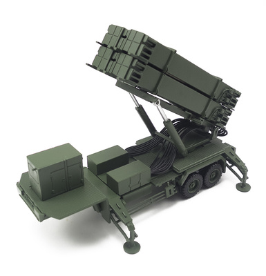 MIM-104 Patriot (color estandar), 1:72, Panzerkampf