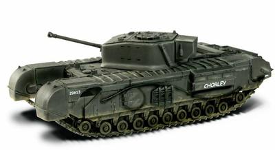 MK IV Churchill, Infantry Tank, 1:72, Forces of Valor