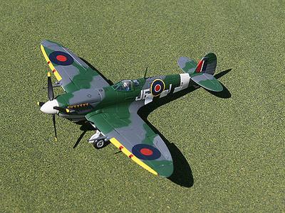 "MK.IX Spitfire, Supermarine, ""Johnnie Johnson"", 1:72, Gemini Aces"