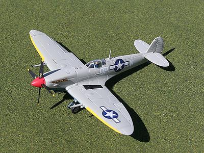 "MK.IX Spitfire, Supermarine, ""Lt. Ohr"", 1:72, Gemini Aces"