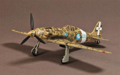Macchi C.202 Folgore 396e Squadriglia, 154E Gruppo Autonomi C.T., Italia, 1943, 1:72, War Master