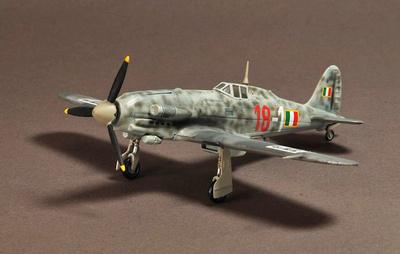 Macchi Veltro MC.205 1a Squadron, Italy, 1943, 1:72, War Master