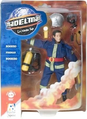 Madelman Bombero