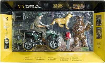 Madelman Guarda Forestal, National Geographic