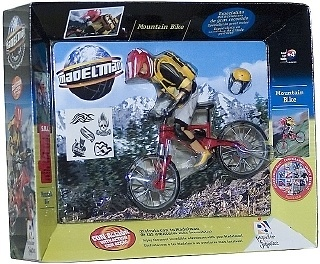 Madelman Mountain Bike, 1:10, Popular de Juguetes