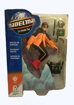 Madelman rescate de montaña, 1:10, Albert