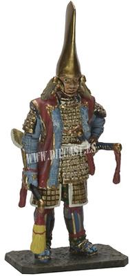 Maeda Toshie, 1538-1599, Samurai, 1:30, Del Prado