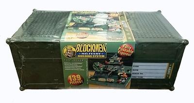 Maletín Frontline Freenzy, Blockmen