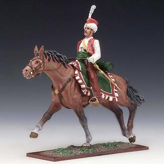 Mameluco, Ejército Francés, 1815, 1:24, Schuco