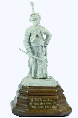 Mameluco Napoleónico 1804-1814, Francia, E.109, Alymer