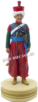 Mamluk of the Imperial Guard, French Army, 1:24, Altaya