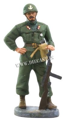 Marò Battaglione Barbarigo, Anzio 1944, 1:24, Hachette