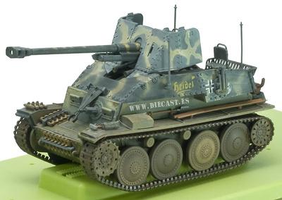 Marder III Sd.Kfz. 139, Tank Destroyer, 1:32, 21st Century Toys