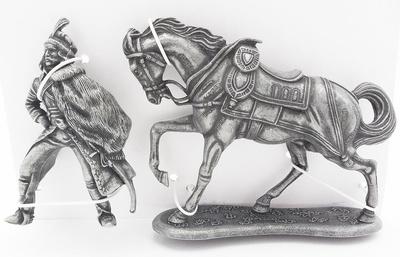 Mariscal Joachim Murtal, Caballo del Mariscal Joachim Murat, 1:24, Atlas Editions
