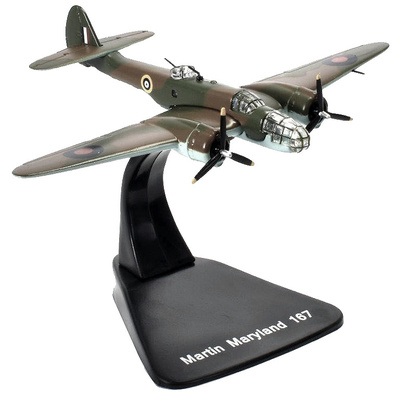 Martin Maryland 167, Royal Air Force, 1:144, Editions Atlas