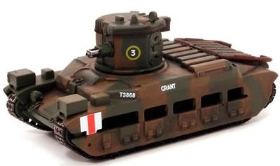 Matilda II CDL Canal Defense Lights Tank, 11th Royal Tank Regiment, Dover, England, 1940, 1:72, War Master