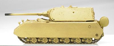 Maus, carro de combate pesado, Ejército Alemán, 1:72, Easy Model