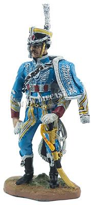 Mayor del 3º Regimiento de Húsares de la Guardia Imperial, 1806, 1:30, Hobby & Work