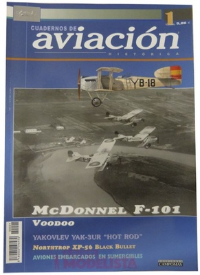 McDonnel F-101 Voodoo (Libro)