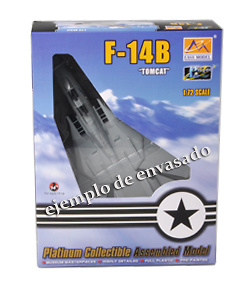 McDonnell Douglas F-14B VF-74, 1993, 1/72, Easy Model