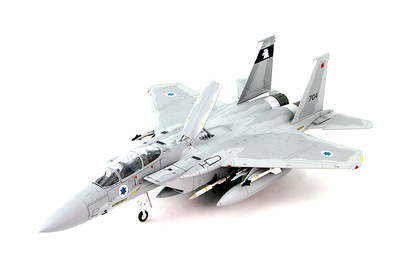 McDonnell Douglas F-15B Baz 704, Double Tail Sqn., Tel Nof, May 1978, 1:72, Hobby Master