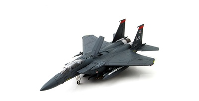 McDonnell Douglas F-15E Strike Eagle, 391st FS Bagram AB, Afghanistan, 2012, 1:72, Hobby Master