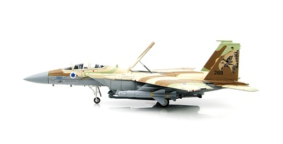 "McDonnell Douglas F-15I Ra'am No. 269 69th ""Hammer Squadron"", 2009, 1:72, Hobby Master"