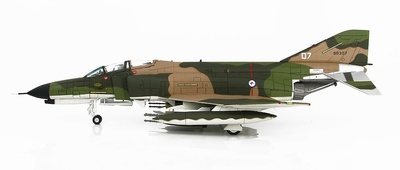 McDonnell Douglas F-4E Phantom II 90307, No. 6 Squadron, RAAF, 1973, 1:72, Hobby Master