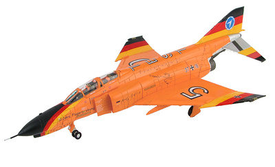McDonnell Douglas F-4F 50 Jahre WTD 61,  Alemania, Septiembre, 2007, 1:72, Hobby Master