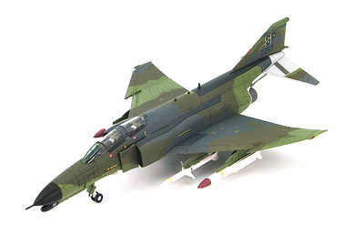 "McDonnell Douglas F-4G Phantom II ""Wild Weasel"" AF69-0269/SP 35th TFW, Operation Desert Storm 1991, 1:72, Hobby Master"