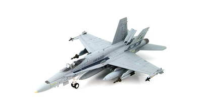 "McDonnell Douglas F/A-18A+ VMFA-333 ""The Fighting Shamrocks"", late 1980s, 1:72, Hobby Master"