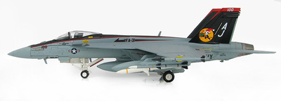 "McDonnell Douglas F/A-18E 166776, VFA-31, ""Santa CAG"", USS Theodore Roosevelt, December, 2008, 1:72, Hobby Master"