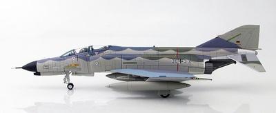 "McDonnell-Douglas German F- 4F Phantom II 38+33, JG71 ""Richthofen"" NORM81 Color Scheme, 1:72, Hobby Master"