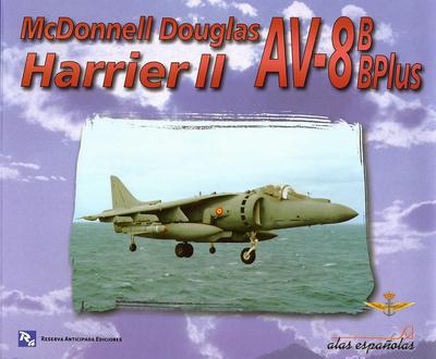 McDonnell Douglas Harrier II AV-8B Plus (Libro)