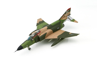 McDonnell Douglas RF-4C Phantom II AF 80-573, 14th TRS, Udorn, Jan 1972, 1:72, Hobby Master